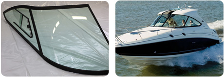 Windshield for SEA RAY 305